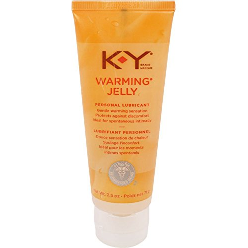 K-Y Warming Jelly Personal