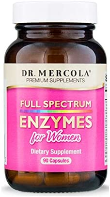 Dr Mercola Spectrum Servings Capsules product image