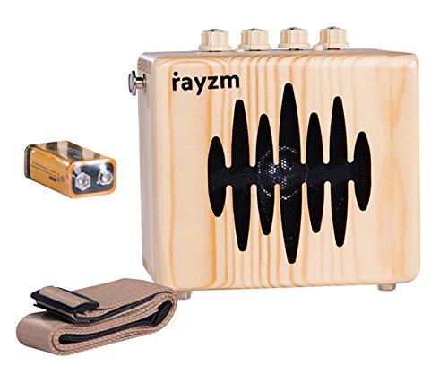 Rayzm Electric Guitar Combo Amplifier, 5 Watt Mini Practice Amp for Guitar...