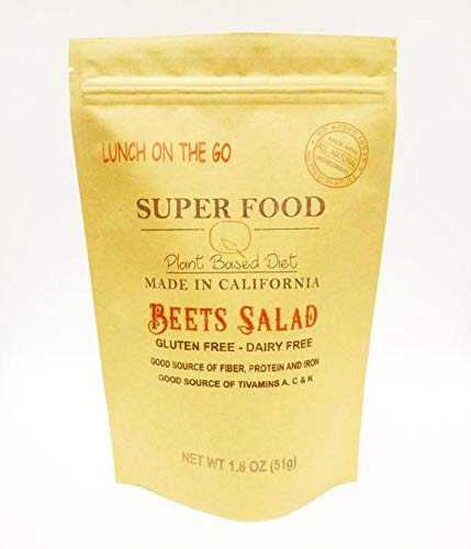 Super Food Q Beets Salad Lunch Meal On The - Beet Salad