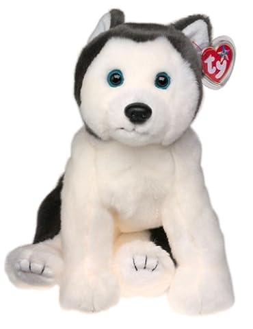 TY Beanie Buddy - NANOOK the Husky Dog (Ty Stuffed Husky)