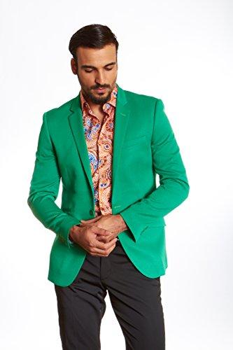 Couture Blazer (Suslo Couture Men's Ethan Sport Coat (M,)