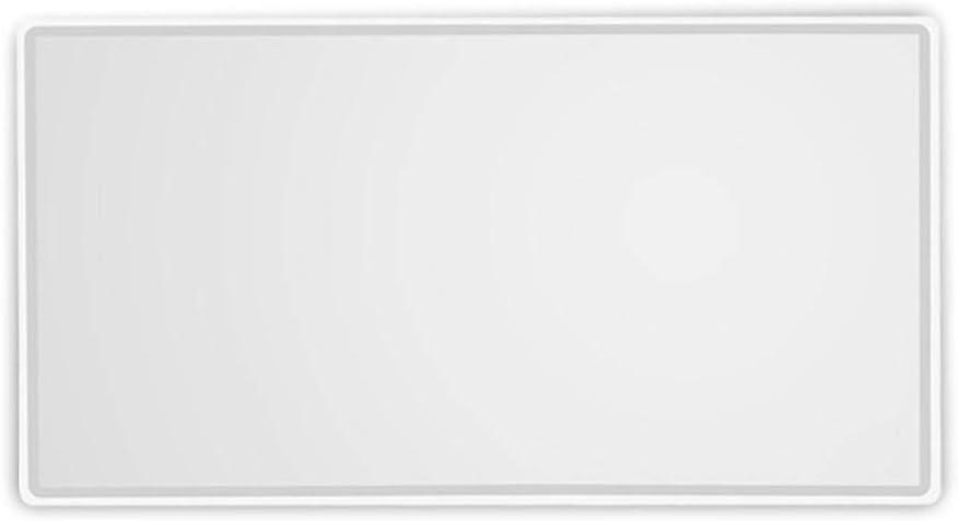 140g en Acier Inoxydable Miroir Cosm/étique Safe Et Durable Couvertures De Volant De Voiture Et Miroir Fournitures De Voiture Miroir D/écoratif pour Pare-Soleil Liery Miroir Voiture