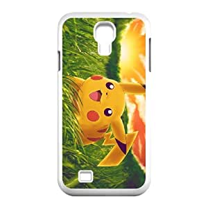 Pokemon Samsung Galaxy S4 9500 Cell Phone Case White xlb2-406095