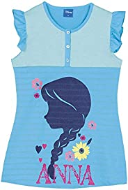 Camisola Disney KF Frozen Regata Lupo Meninas