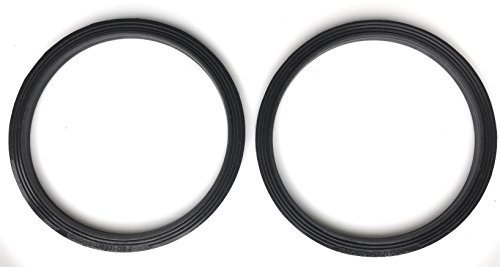 2 Pack Nutri Bullet Rx Blender Gasket for(1700 W)