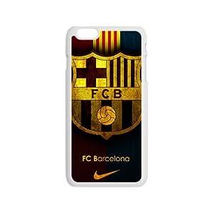 ORIGINE FC Barcelona Fashion Comstom Plastic case cover For Iphone 6 by icecream design