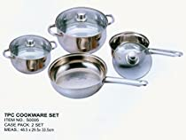 7PC COOKWARE SET, Case Pack of 2