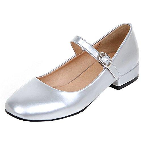 740 plata 16A22545 1 Ballet Agodor Mujer XLD FUaxOq8