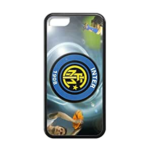 SANLSI Five major European Football League Hight Quality Protective Case for Iphone 5c