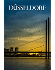 Dusseldorf: Dusseldorf travel notebook journal, 100 pages, contains expressions and proverbs in German, a perfect travel gift or to write your own Dusseldorf travel guide.