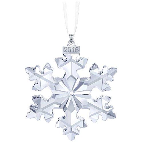 Swarovski 2016 Snowflake Ornament Christmas Tree Ornament Deal (Large Image)