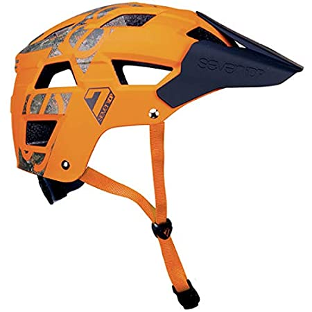 Red Grey 7IDP M5 All Round MTB Mountain Bike Cycle Helmet 2019