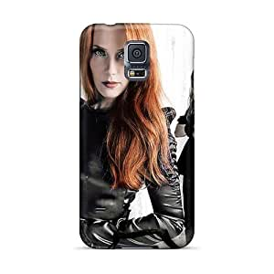 Samsung Galaxy S5 DhQ13889UIFB Support Personal Customs Nice Novembers Doom Band Skin Best Cell-phone Hard Covers -CharlesPoirier