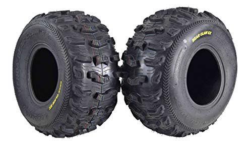 Bear Claw Small - Kenda Bear Claw EX 25x11-10 Rear ATV 6 PLY Tires Bearclaw 25x11x10-2 Pack
