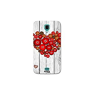 FUNDA CARCASA HERZ BUTTON PARA WIKO BLOOM