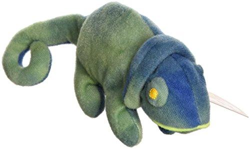 Iggy the Iguana - McDonald's Ty Teenie Beanie MIP - 1999 #06 (Iggy Beanie Baby)