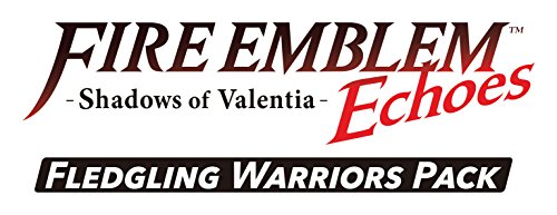 Fire Emblem Echoes: Shadows of Valentia Fledgling Warriors Pack - 3DS [Digital Code]