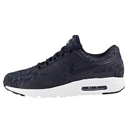 Nike Herren Air Max Zero SE Laufschuhe Mehrfarbig (Black Cool Greydark Gr E Y Summit White 005)