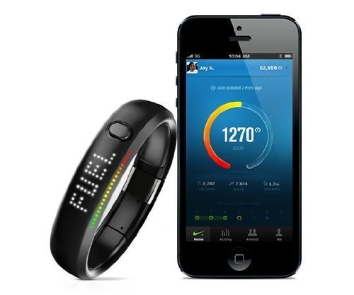 Nike+ FuelBand Black Ice - X-Large (XL) (Nike Basketball Goals)