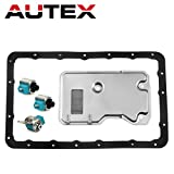 AUTEX Automotive Replacement Transmission Filter & Gasket Kits