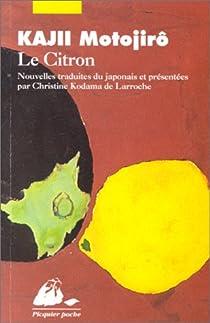 Le citron par Kajii