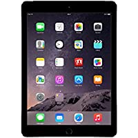 Apple iPad Air 2 (Space Grey, 64GB, Wi-Fi + 3G) (Certified Refurbished)