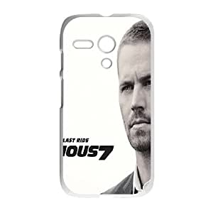 COOL Quotes Phone Case Paul Walker For Motorola G Q5A2111936