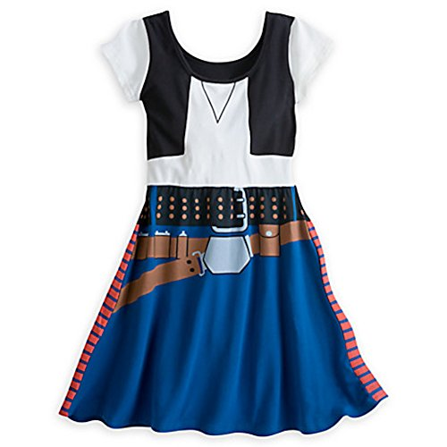 Disney Parks Star Wars Han Solo Costume Dress