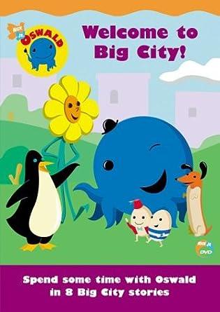 Amazon.com: Oswald - Welcome to Big City: Fred Savage, Debi ...