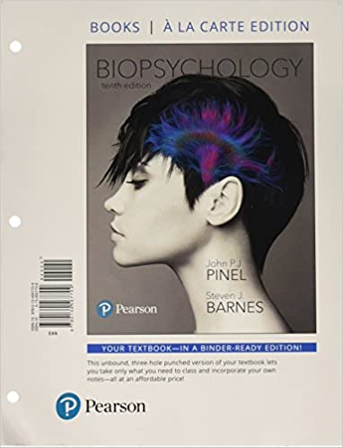 Biopsychology 9th Edition Pdf