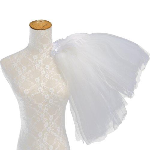 Nava New Halloween Show Drag Queen Runway Costume Luxury Shoulder Epaulet -
