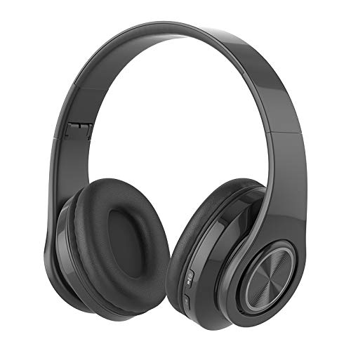 Wireless Bluetooth Headphones Foldable Earphones Over Ear with Deep Bass BT 5.0 Support TF Card Hi-Fi Stereo Built in…