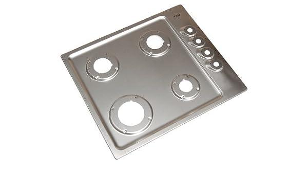 Proline M00620118 - Placa de cocción de gas Domino: Amazon.es: Grandes electrodomésticos