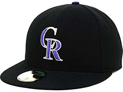 "Colorado Rockies New Era ""MLB Authentic Collection 59FIFTY Cap"""