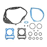 Outlaw Racing OR3747 Complete Full Engine Gasket Set Suzuki DR125 1986-1988 Dirt