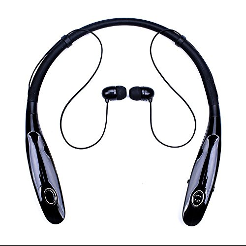 Bluetooth Headphones 14Hr Working Time, Truck Driver Bluetooth Headset, Wireless Magnetic...