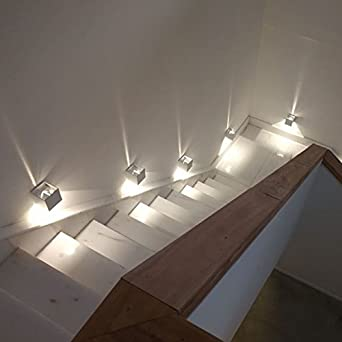 LED Moderna Lámpara de Pared,LED Lámpara de pared Interior。Escalera luz lámpara de pared pasillo