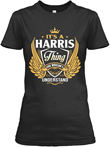 teespring-womens-its-a-harris-thing-gildan-relaxed-t-shirt-small-black