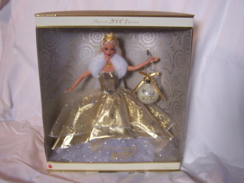 Celebration Barbie Special Edition 2000 Holiday Barbie Doll