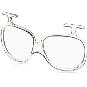 Bolle Safety Chronosoft Prescription Insert Safety Glasses, Translucent Frame, Translucent Lenses