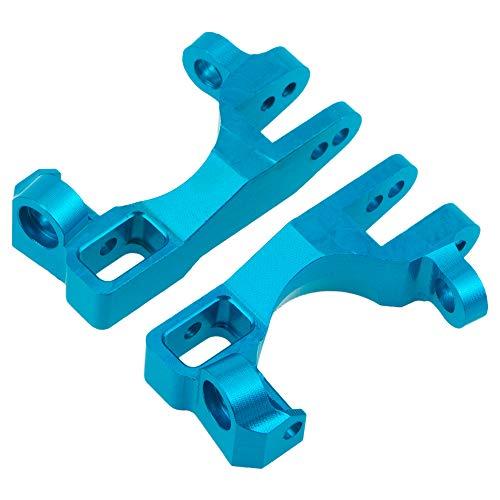 Aluminum Caster Blocks C-hubs for Traxxas 1/10 Slash 4X4 Stampede 4X4 Hop-Up Parts