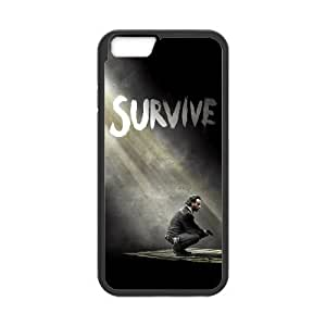iphone6s 4.7 inch Phone Case Black The Walking Dead WE1TY704828