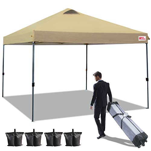 10x10 portable canopy - 1