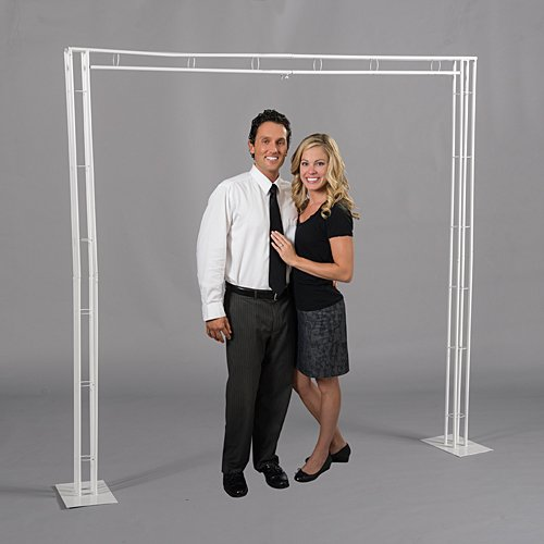 Reusable Wire Arch for Fabric Standup Photo Booth Prop Background Backdrop Party Decoration Decor Scene Setter Cardboard Cutout