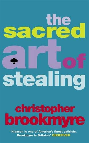 book cover of The Sacred Art of Stealing