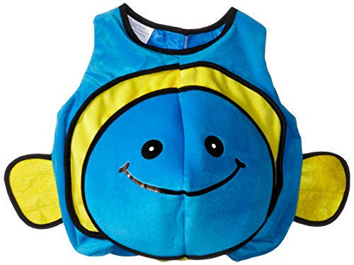 Fun World Giddy Blue Goldfish Baby/Toddler Costume -
