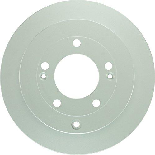 Bosch 28011486 QuietCast Premium Disc Brake Rotor For 2006-2009 Hyundai Azera and 2007-2009 Kia Amanti; Rear