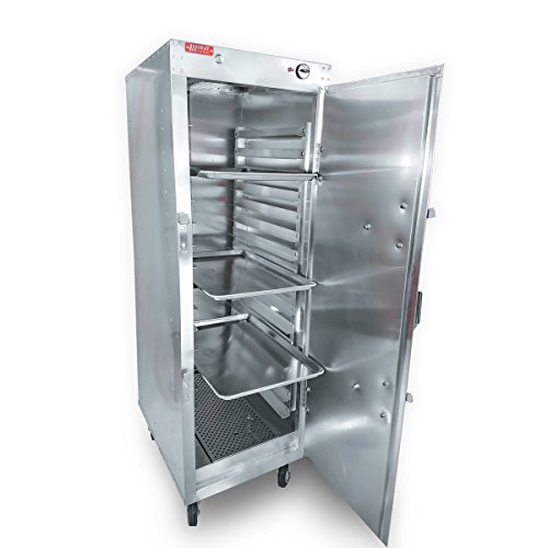 HeatMax 6' Commercial Warming Cabinet Bread Pastry Dough Warmer USA by HeatMax