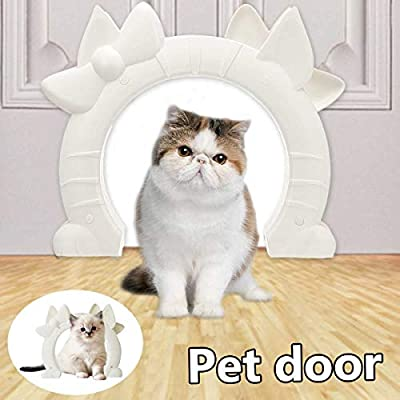 Maogoumao Puerta para Perros y Gatos Puerta for Mascotas for ...